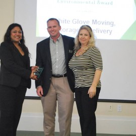 Recipient of the 2014 KIRB Large Business Environmental Award