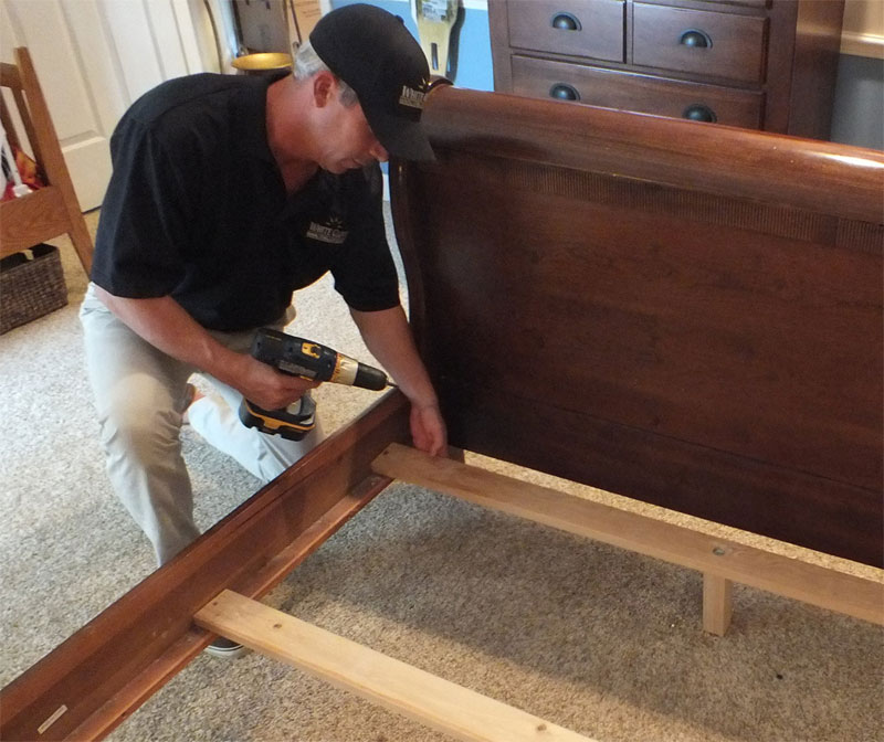 installation and assembly in the Treasure Coast of Florida