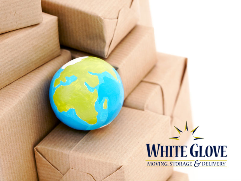 international moving with White Glove