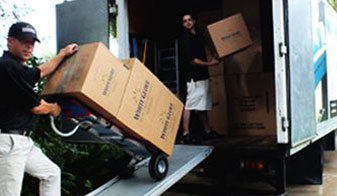 White Glove Moving & Storage of the Treasure Coast
