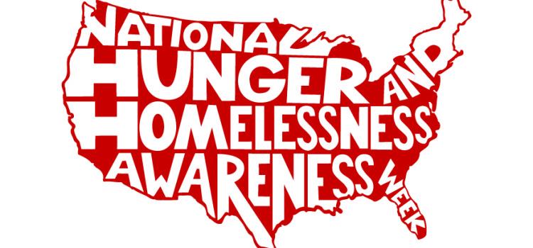 National Homeless & Hunger Awareness