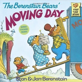 Moving Books for Kids of Various Ages