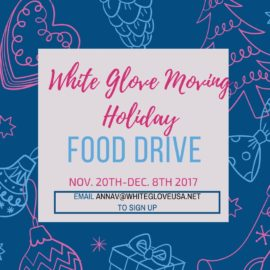Join the Annual Holiday Food Drive!