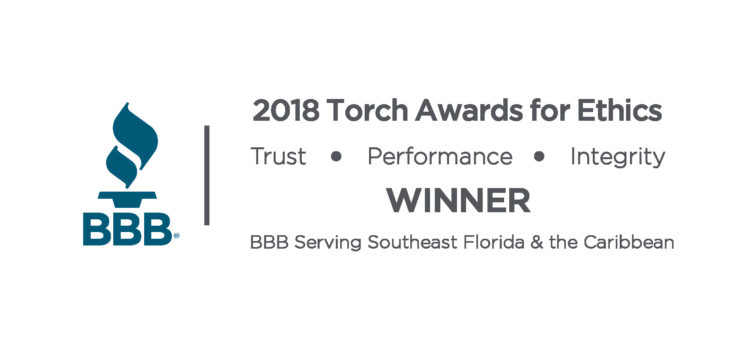 White Glove: BBB Torch Award Winner for Business Ethics
