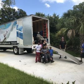 Moving Makes Burgess' Family Dreams Come True