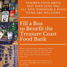 Be a Food Drive Box Host!