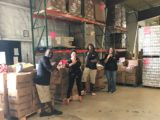 White Glove Moving Food Drive