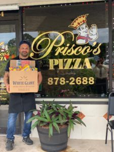 Priscos Pizza of PSL