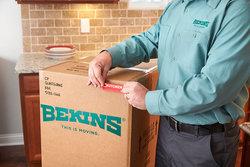 white glove bekins coordinator