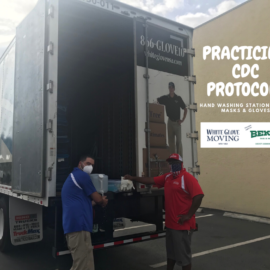 Moving Safely During Covid19 While Supporting Our Community